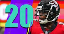 <p>The Falcons have had four games decided in the final seconds this season and are 0-4 in them. There's something to be said about having a fatal flaw that prevents teams from closing games, and maybe that's the Falcons' issue this season. (Julio Jones) </p>