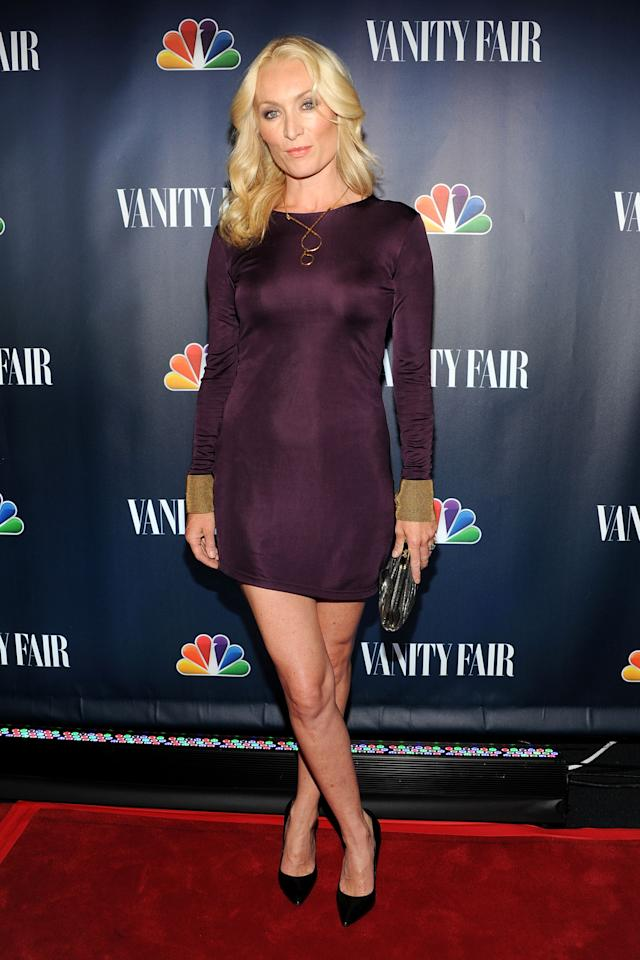 NEW YORK, NY - SEPTEMBER 16: Actress Victoria Smurfit attends NBC's 2013 Fall Launch Party Hosted By Vanity Fair at The Standard Hotel on September 16, 2013 in New York City. (Photo by Ben Gabbe/Getty Images)