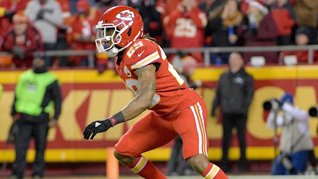 Eric Berry was released by the Chiefs, and the veteran safety could be a potential fit in the 49ers' secondary.