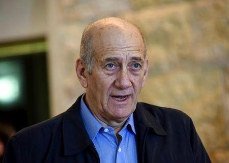 Israel's ex-Prime Minister Ehud Olmert released early from prison