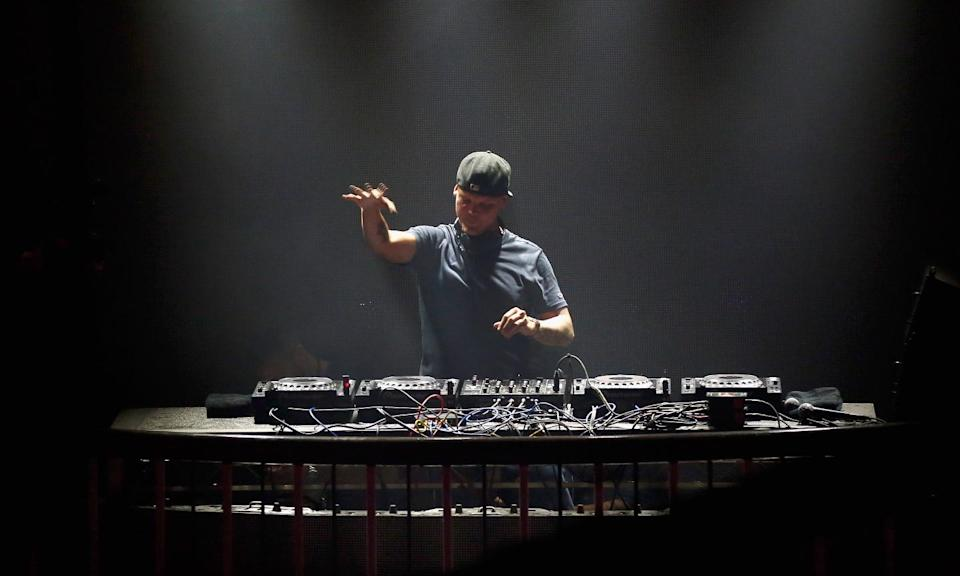 Avicii - Photo:Rich Polk/Getty Images for Rolling Stone