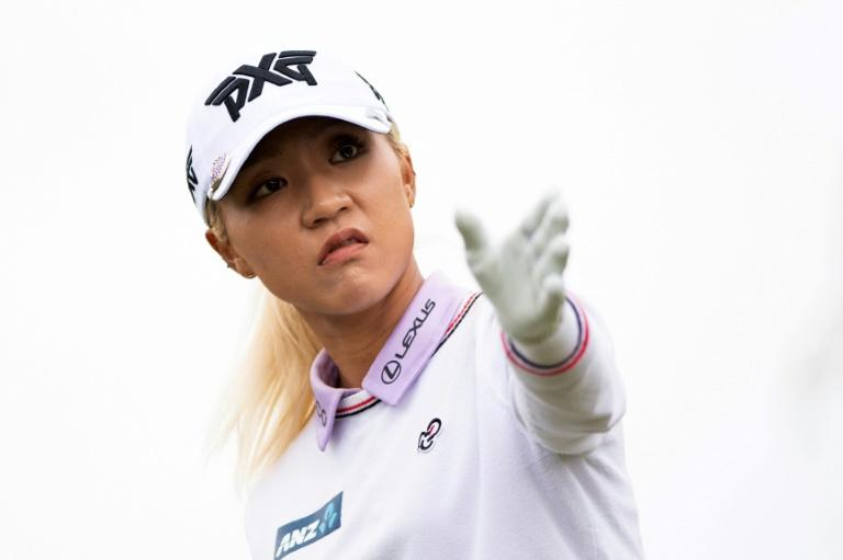 Former world number one Lydia Ko is barely recognisable after losing weight and sporting newly dyed blond hair