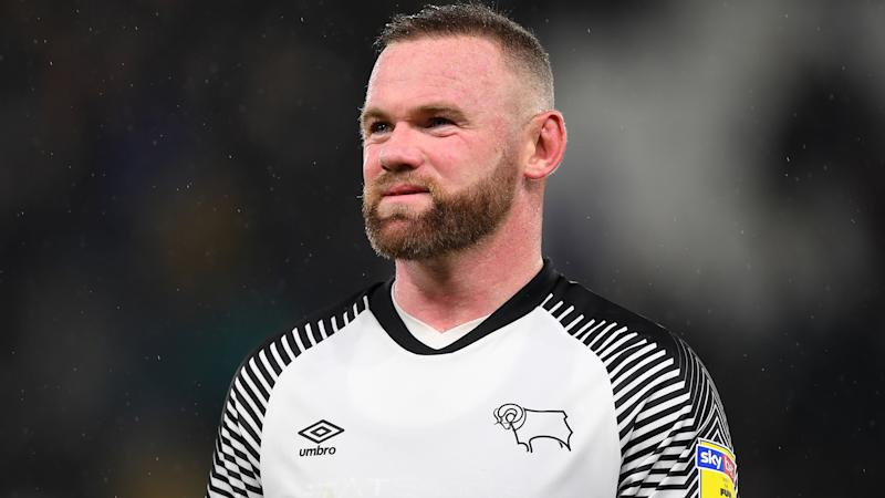 English football great Wayne Rooney has revealed a battle with gambling addiction tainted his early career. (Photo by Jon Hobley/MI News/NurPhoto via Getty Images)