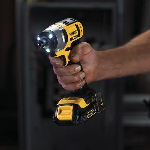 """<p><strong>DeWalt</strong></p><p>amazon.com</p><p><strong>$159.00</strong></p><p><a href=""""https://www.amazon.com/dp/B00IJ0ALYS?tag=syn-yahoo-20&ascsubtag=%5Bartid%7C10055.g.21274147%5Bsrc%7Cyahoo-us"""" rel=""""nofollow noopener"""" target=""""_blank"""" data-ylk=""""slk:Shop Now"""" class=""""link rapid-noclick-resp"""">Shop Now</a></p><p>Amazon reviewers say this drill set is the best of the DeWalt line because it's compact yet still packs in the power of traditional picks.</p>"""