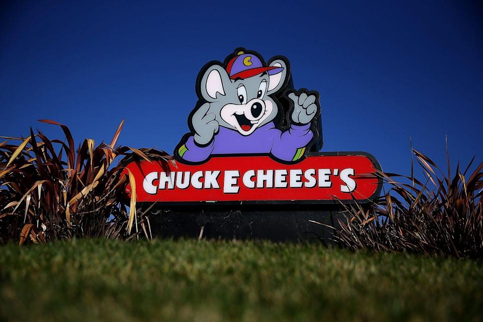 "<p>After some restructuring, the company expanded the Chuck E. Cheese franchise in 2014, resulting in <a href=""https://www.cnbc.com/2019/04/08/chuck-e-cheeses-parent-is-going-public-again.html"" rel=""nofollow noopener"" target=""_blank"" data-ylk=""slk:over 500 locations"" class=""link rapid-noclick-resp"">over 500 locations</a> within the United States, plus more abroad. </p>"