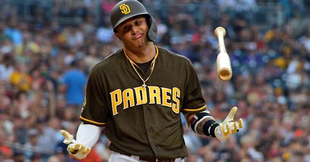 Hope you're enjoying the weather, Manny: Phillies vs. Padres preview