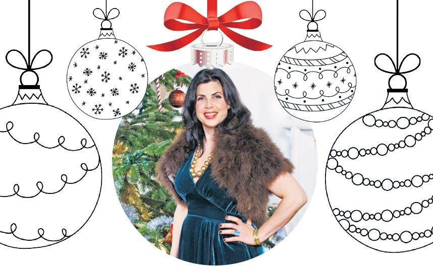 Allsopp's new show Kirstie's Christmas: Quick & Easy Craft begins on Sunday