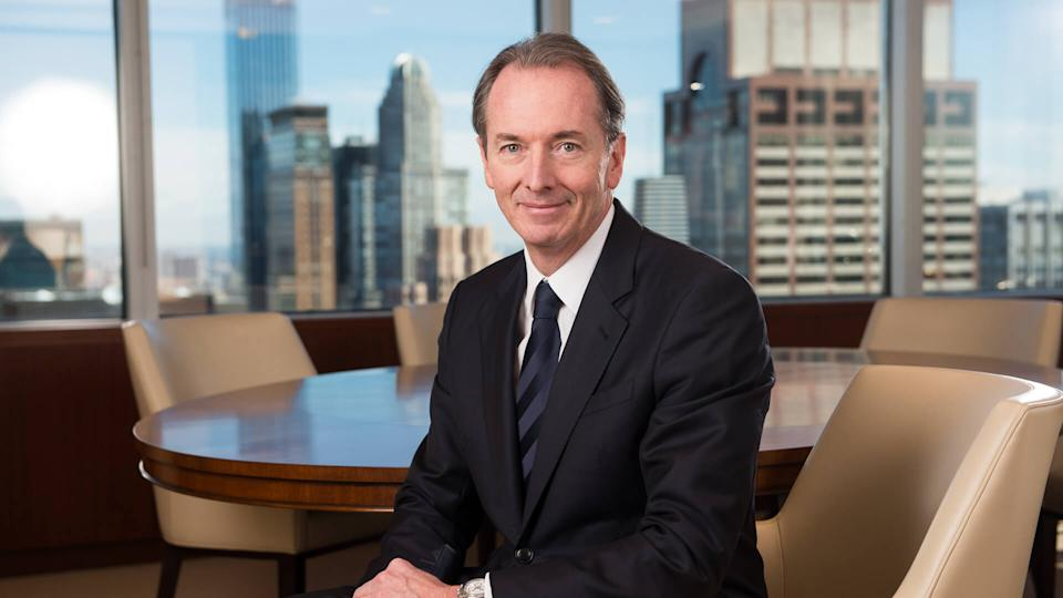 James P. Gorman Morgan Stanley CEO