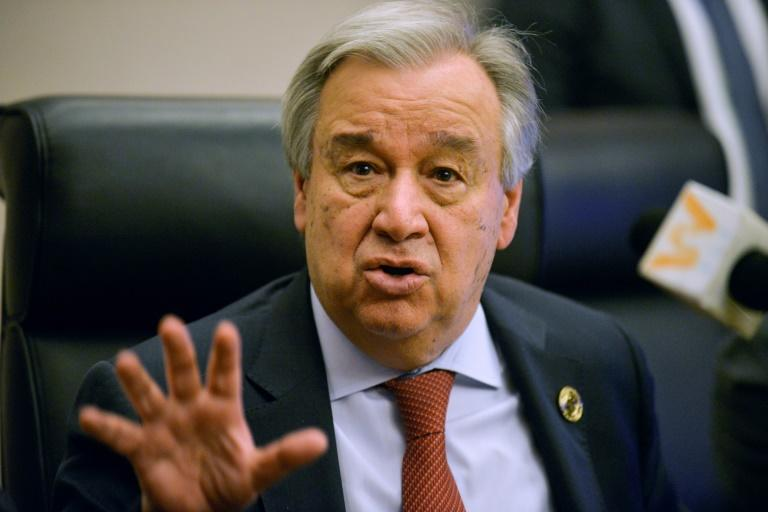 UN Secretary-General Antonio Guterres's call for a new passage point for humanitarian aid into Syria comes as medical supplies in the country's northeast are running low
