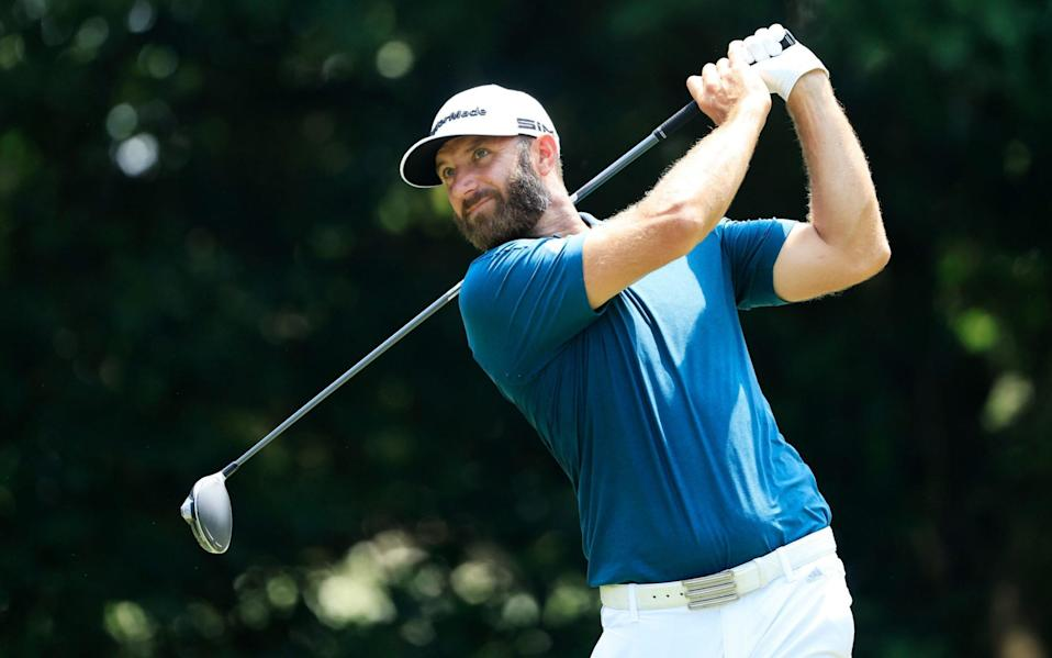 Dustin Johnson and Justin Rose receive $30m offers from Saudi 'Super League' in threat to Ryder Cup - Getty Images