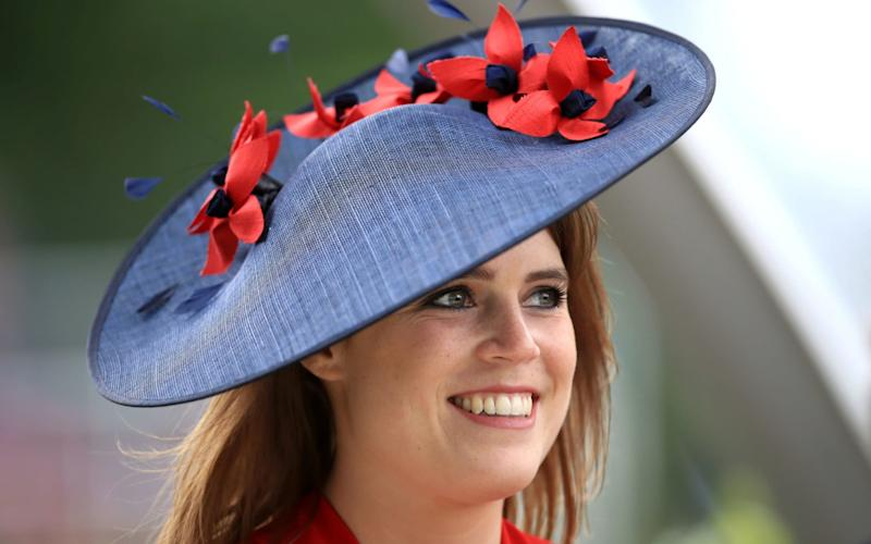 Princess Eugenie of York, who is just days away from walking down the aisle to marry Jack Brooksbank, has been praised for her work with cancer patients - PA