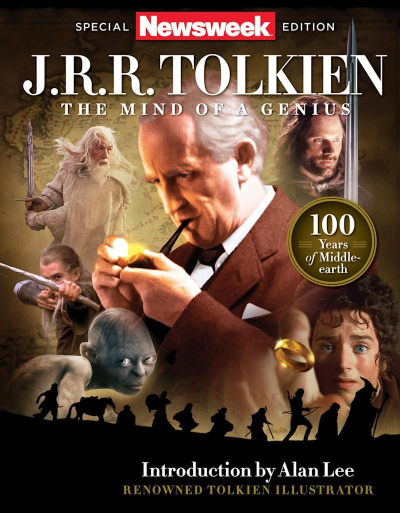Tolkien Cover new