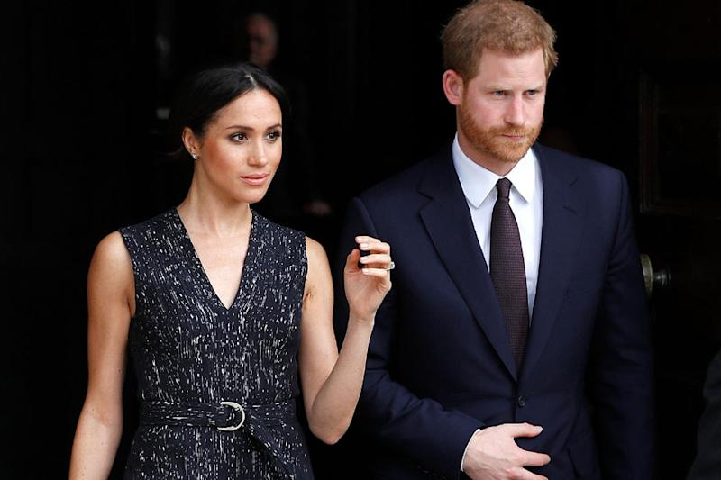 Prince Harry and Meghan Markle's Wedding To Blend Royal Tradition With Hollywood Glamour