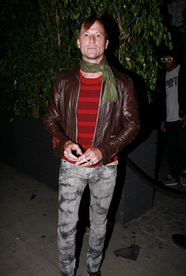 "In the early '90s, Corin Nemec starred on the short-lived FOX sitcom ""Parker Lewis Can't Lose."" These days, he frequently stars on sidewalks outside of nightclubs in awful outfits. Campos/<a href=""http://www.x17online.com"" target=""new"">X17 Online</a> - May 2, 2010"