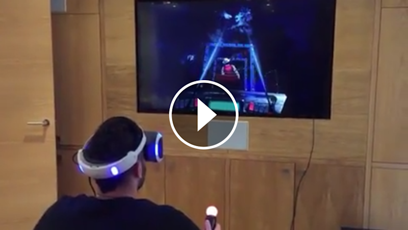 VIDEO: El lado gamer de David Ospina