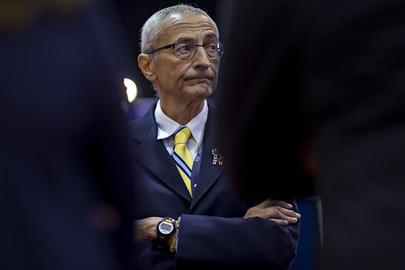 A Look at the Hacked Emails from Hillary Clinton Campaign Chair John Podesta