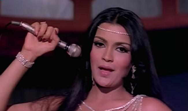 Zeenat Aman : The actress won Miss Asia Pacific in 1970 and made her entry in Bollywood with 'Haré Raama Haré Krishna' in 1971.
