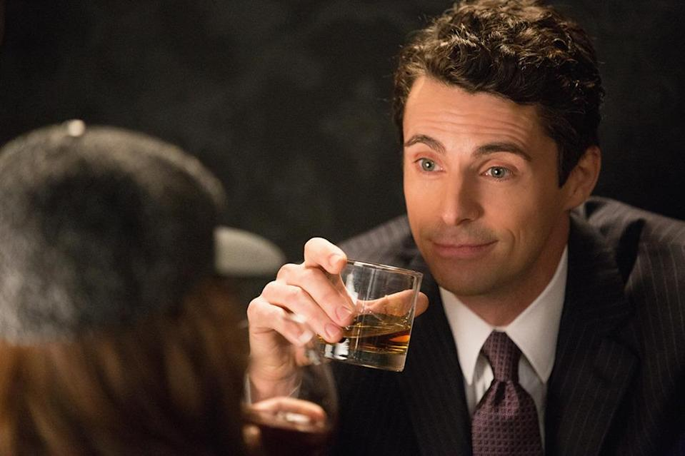"""<p>After the shocking death of Will Gardner (Josh Charles), much of the audience, like Alicia, felt hollow. But Matthew Goode's Finn Polmar, the ASA who'd been opposite Will when he was shot dead in court, filled us up again with a simmering promise of sexual tension. Even though Goode was ultimately billed as a series regular, you sensed he was just passing through (on his way to <i>Downton Abbey</i>). He left because he knew he couldn't work closely with Alicia and not have things get """"sloppy"""" between them. He left us wanting more (i.e. Jeffrey Dean Morgan's Jason).<i> (Credit: Paul Sarkis/CBS)</i></p>"""