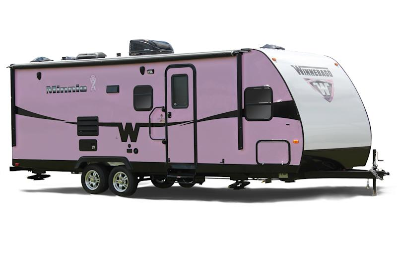 Winnebago Introduces Pink Minnie for Breast Cancer Awareness