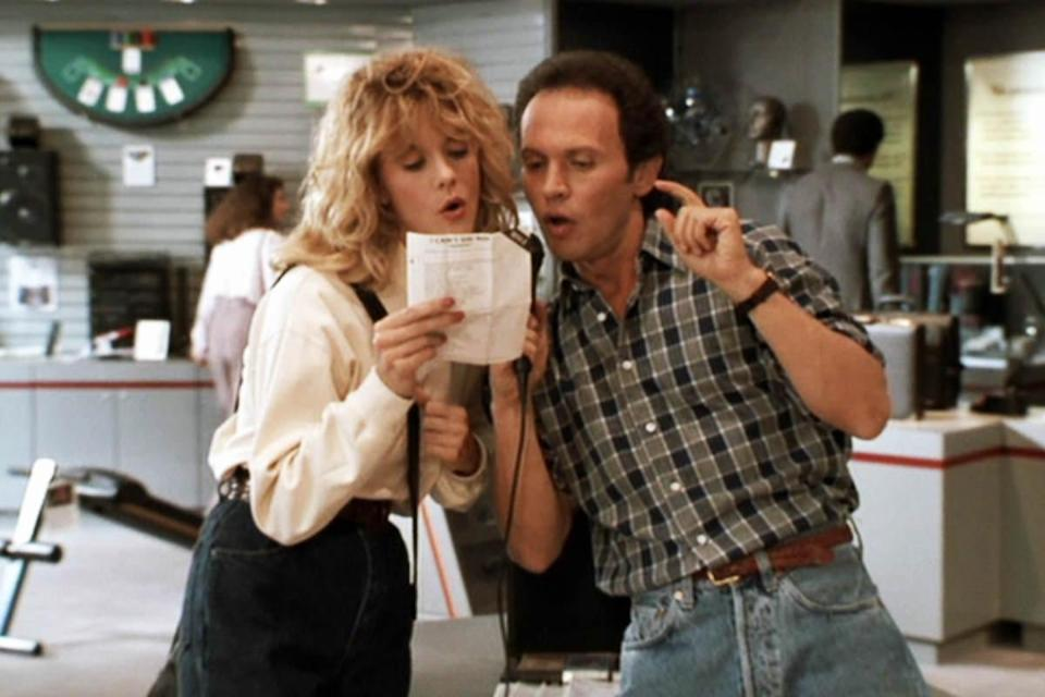 When Harry Met Sally (Credit: Columbia Pictures)