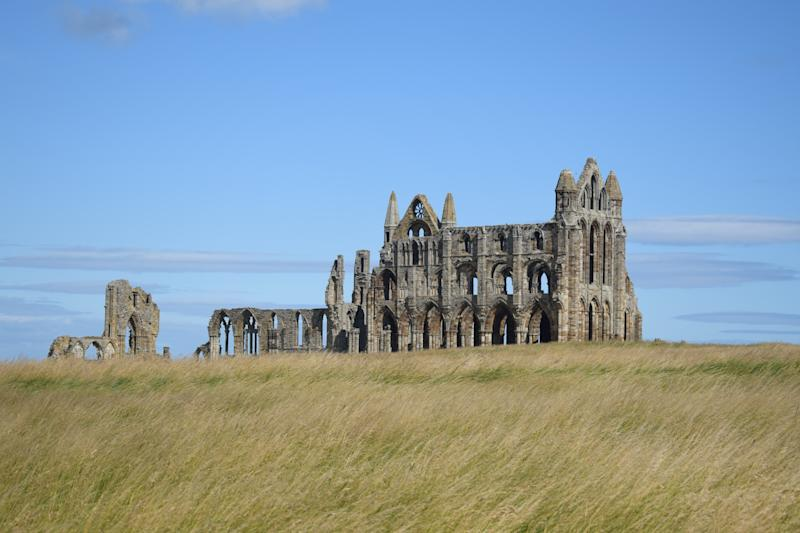 Whitby Abbey on the Whitby WayDaniel Stable