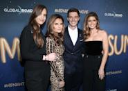 <p>With famous names on both sides of their family tree, Patrick and Katherine Schwarzenegger were born and raised in the limelight. Although they have other siblings, these two share the same eyes and square chin that brought their father, Arnold Schwarzenegger, fame. </p>