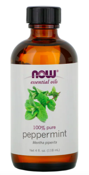 Peppermint essential oil, 118ml, S$24.76. PHOTO: iHerb