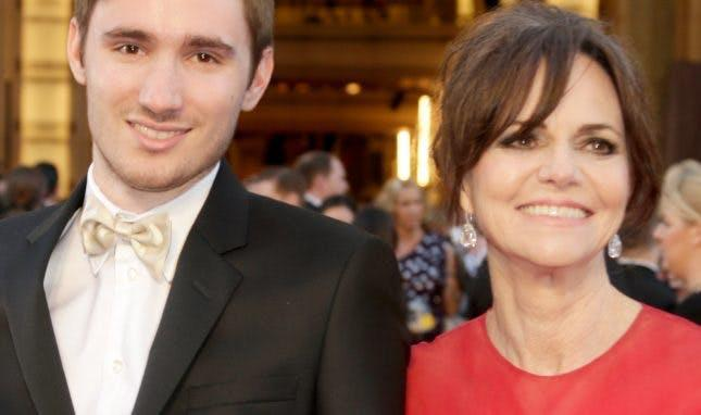 Sally Field Went Full Mom Trying to Hook Up Her Son With Olympic Figure Skater Adam Rippon