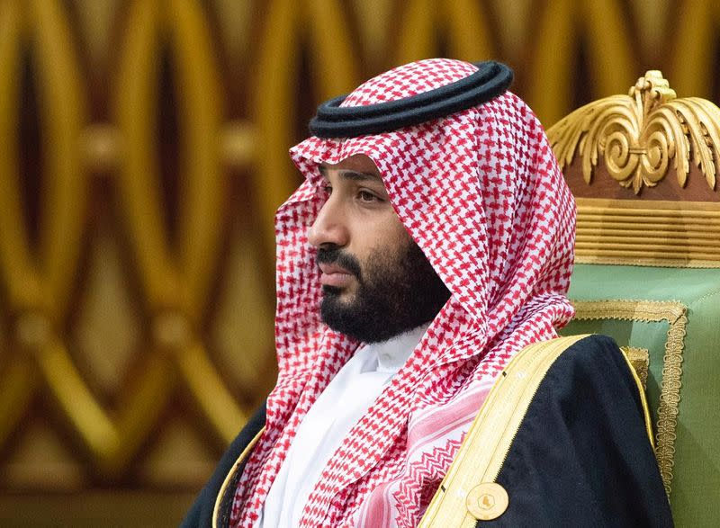 Saudi crown prince, Japan's defense minister discuss security of marine traffic - SPA