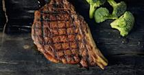 """<p>One of America's best-loved chain restaurants earned that position with its premium cuts of meat cooked to perfection. It's a testament to its magical steak powers that LongHorn's most popular dish is plain and simple: the rib-eye steak. <a href=""""https://www.foodnetwork.com/restaurants/photos/most-popular-dish-at-americas-top-chain-restaurants"""" rel=""""nofollow noopener"""" target=""""_blank"""" data-ylk=""""slk:According to the Food Network"""" class=""""link rapid-noclick-resp"""">According to the Food Network</a>, LongHorn serves 10 million of these every year. They're never frozen, they're chosen by certified """"Grill Masters,"""" and they're seasoned with one of six signature blends and grilled to the customer's preference. They also come two ways: a 12-ounce hand-trimmed, or the fire-grilled """"Outlaw Ribeye,"""" 18 ounces and bone-in.</p>"""