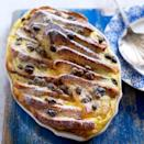 """<p>Comforting and perfect for autumn, this is our classic bread and butter pudding recipe.</p><p><strong>Recipe: <a href=""""https://www.goodhousekeeping.com/uk/food/recipes/a537264/bread-and-butter-pudding/"""" rel=""""nofollow noopener"""" target=""""_blank"""" data-ylk=""""slk:Bread and Butter Pudding"""" class=""""link rapid-noclick-resp"""">Bread and Butter Pudding</a></strong></p>"""