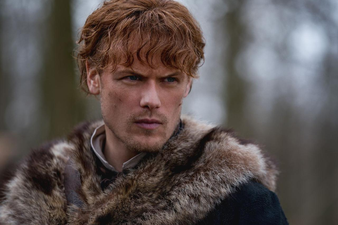"""<p>The leading man <a href=""""https://www.usmagazine.com/entertainment/news/sam-heughan-25-things-you-dont-know-about-me/"""" target=""""_blank"""">told </a><em><a href=""""https://www.usmagazine.com/entertainment/news/sam-heughan-25-things-you-dont-know-about-me/"""" target=""""_blank"""">Us Weekly</a></em><em></em> beat his personal best both times by one minute in case you were wondering. <br></p>"""