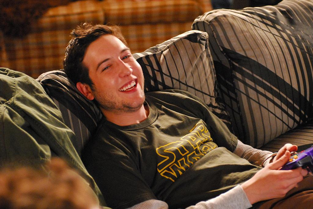 "<a href=""http://movies.yahoo.com/movie/contributor/1804670768"">Christopher Marquette</a> in The Weinstein Company's <a href=""http://movies.yahoo.com/movie/1809424382/info"">Fanboys</a> - 2008"
