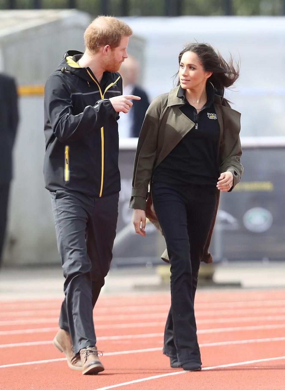 "<p><a href=""https://www.townandcountrymag.com/society/tradition/g19699788/photos-prince-harry-meghan-markles-visit-invictus-games-trials-bath/"" rel=""nofollow noopener"" target=""_blank"" data-ylk=""slk:See all the photos from the day here."" class=""link rapid-noclick-resp"">See all the photos from the day here. </a></p>"