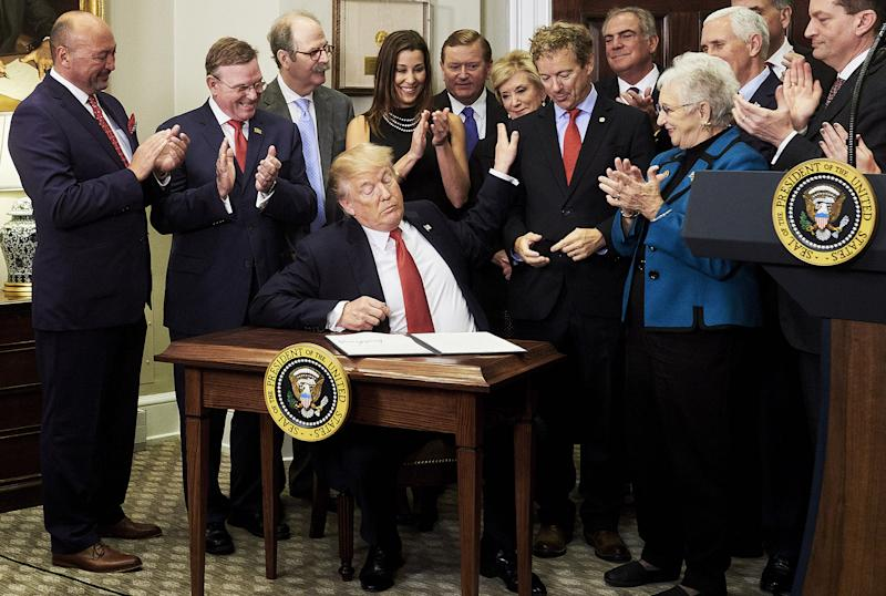 Trump's executive order fixes one health care problem but creates another