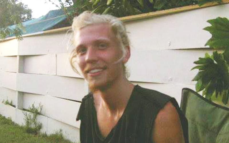 Swedish tourist Max Castor vanished from Australia's east coast in 2005, however, his father Rolf remains confident he is still alive.