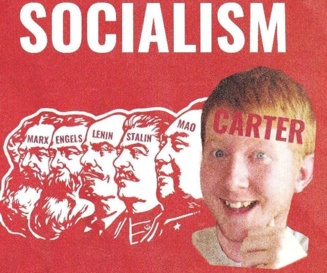 Lee Carter's opponent, Del. Jackson Miller, attacked Carter for his membership in the Democratic Socialists of America. Voters flocked to him anyway. (Jackson Miller Campaign)