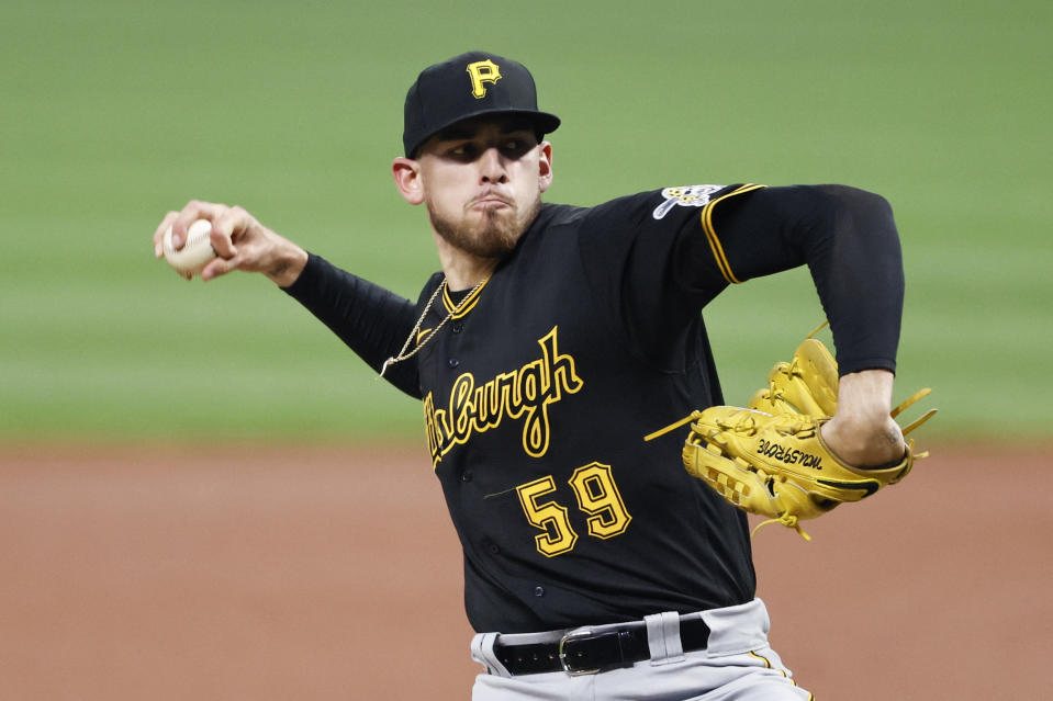 Joe Musgrove is reportedly joining the San Diego Padres' new-look rotation.