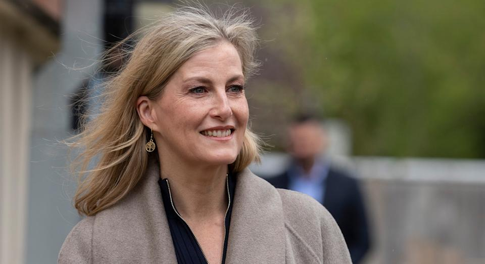 Sophie, Countess of Wessex lives with her husband Prince Edward a short drive from Windsor Castle.