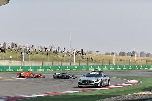 Sebastian Vettel's suggestion that the timing of Formula 1 safety cars should be re-assessed to avoid changing race outcomes is questioned in this latest clip from The Motorsport Show