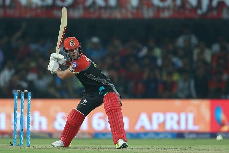 The pressure has never been higher on AB de Villiers to deliver in a threadbare RCB team