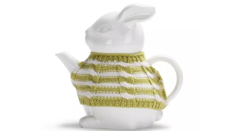 Asda are selling an 'X-rated' teapot, say shoppers [Image: Asda]