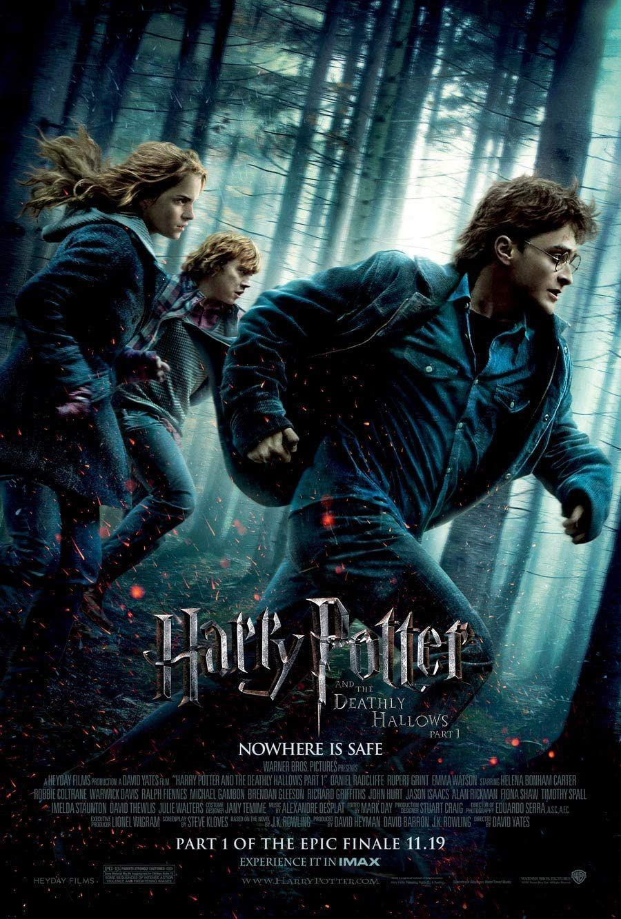 "<p>On the hunt to find the horcruxes before Voldemort finds him, Harry, along with Ron and Hermione, are trying to trace down the pieces that will destroy the Dark Lord. However, the war has begun and nowhere is safe. Voldemort and his Death Eaters have taken over the Ministry and Hogwarts and are terrorizing the Wizarding World on their quest to find Harry.</p><p><a class=""link rapid-noclick-resp"" href=""https://www.amazon.com/gp/video/detail/B00BUCCTK6/ref=atv_dp_b00_det_c_UTPsmN_1_1?tag=syn-yahoo-20&ascsubtag=%5Bartid%7C10055.g.33625559%5Bsrc%7Cyahoo-us"" rel=""nofollow noopener"" target=""_blank"" data-ylk=""slk:WATCH NOW"">WATCH NOW</a></p>"