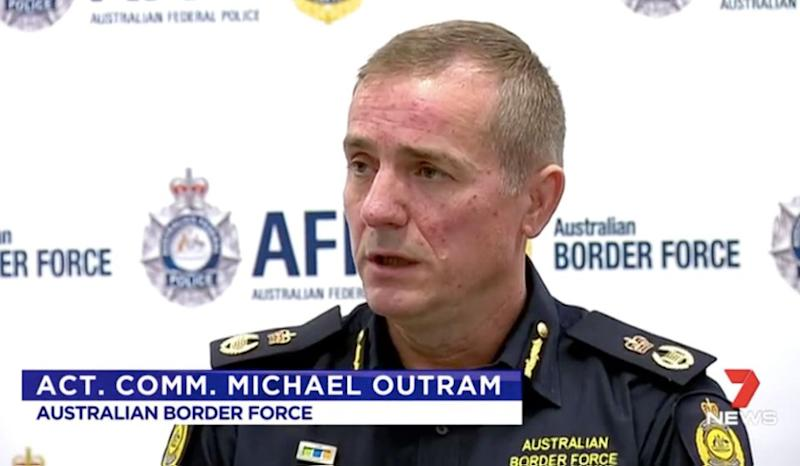 Border Force authorities described the concealment as