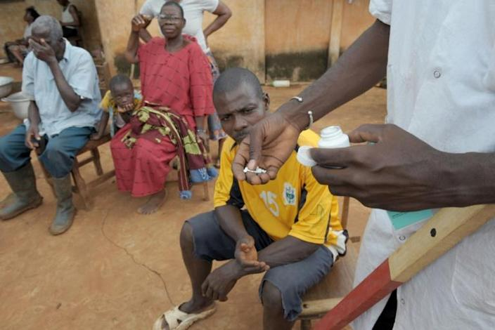 Ivermectin has a long history in rural Africa as a drug to treat river blindness, a disease caused by a parasitic worm spread by the blackfly