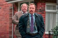<p>You definitely recognise Stephen Graham, he's had a huge career. He played Combo in This is England, John Corbett in Line of Duty, Atticus in Taboo, and that's just the top line of his CV. </p>
