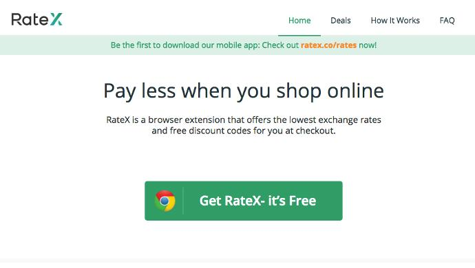Singapore startup RateX raises US$2 3M to make online shopping