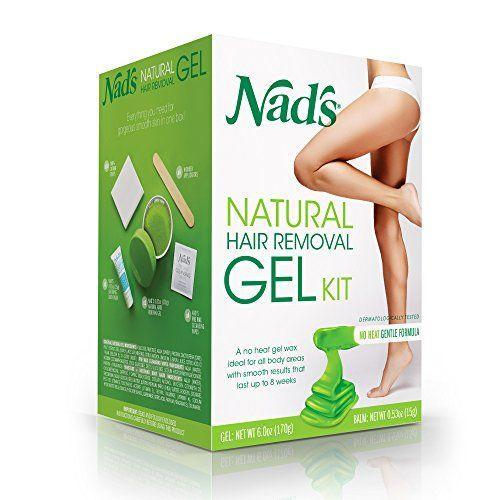 "<p><strong>Nad's </strong></p><p>amazon.com</p><p><strong>$11.48</strong></p><p><a href=""https://www.amazon.com/dp/B007AS4YSO?tag=syn-yahoo-20&ascsubtag=%5Bartid%7C10055.g.27119507%5Bsrc%7Cyahoo-us"" rel=""nofollow noopener"" target=""_blank"" data-ylk=""slk:Shop Now"" class=""link rapid-noclick-resp"">Shop Now</a></p><p>This pick from Nad's is a clear, no-heat formula that's also super-easy to cleanup post-wax, perfect for tackling larger areas on the legs and arms. Since it's <strong>water-soluble, you can wash off leftover pieces from your skin, and even clothing and towels</strong> if you get any accidental drips on them — which is helpful since testers did warn application could get a little messy. Testers said it was effective at removing hair and didn't hurt too much, but that it took them a few tries to remove all hair.</p>"