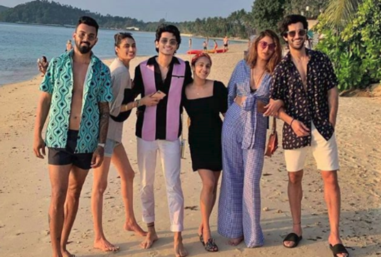Kl Rahul And Athiya Shetty New Year Vacation Unseen Pictures ...