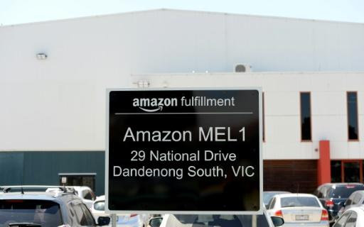 Amazon launches in Australia, offers one-day metro delivery